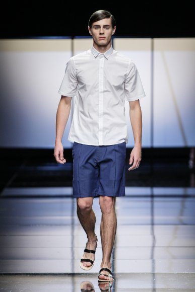 Adriaan Kuiters  Mercedez Benz Fashion Week Cape Town 2012