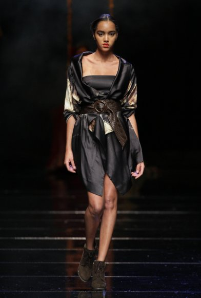 Hip Hop- Mercedez Benz Fashion Week Cape Town 2012