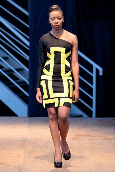 Rambidzai Ngwarai, Zimbabwe fashion week