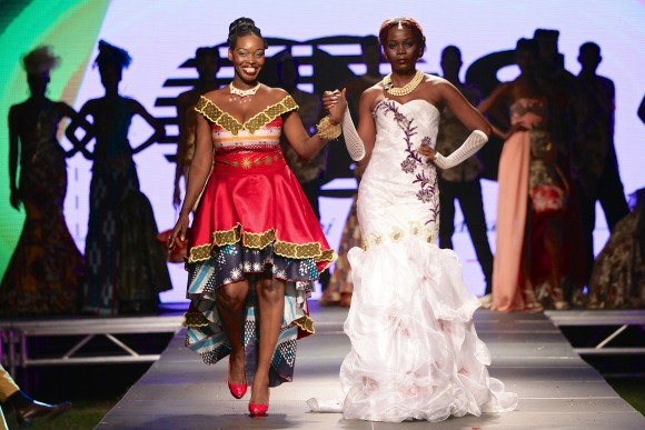 Kinshasa Fashion Week 2014