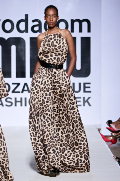 Mozambique Fashion Week 2018