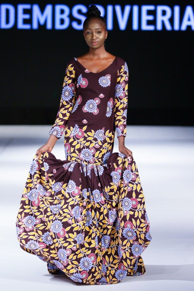 Africa Fashion Week Nigeria 2019